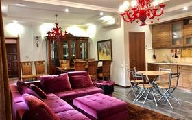 5-комнатный дом помесячно, 340 м², 4 сот., Ходжанова за 850 000 〒 в Алматы, Бостандыкский р-н