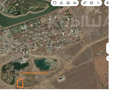 Участок 120 соток, Микрорайон Тельмана за 171 млн 〒 в Нур-Султане (Астана), Есильский р-н