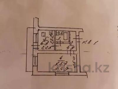 1-комнатная квартира, 29 м², 1/2 этаж, мкр №1, Саина — Джандосова за 12.9 млн 〒 в Алматы, Ауэзовский р-н