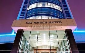 3-комнатная квартира, 140 м², 12/25 этаж помесячно, проспект Туран 37/9 — Rixos Khan Shatyr Residences за 700 000 〒 в Нур-Султане (Астана), Есиль р-н