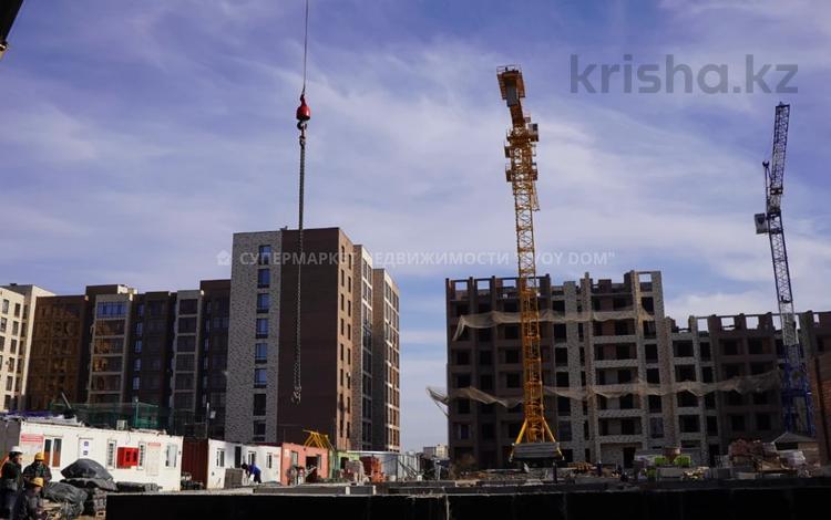 1-комнатная квартира, 37.97 м², 22-4-ая 3 за ~ 11.9 млн 〒 в Нур-Султане (Астана), Есиль р-н