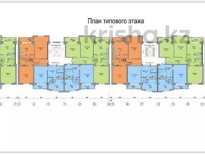 1-комнатная квартира, 46.2 м², 7/9 этаж, 16-й мкр за ~ 6.5 млн 〒 в Актау, 16-й мкр  — фото 2