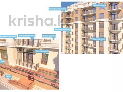1-комнатная квартира, 46.2 м², 7/9 этаж, 16-й мкр за ~ 6.5 млн 〒 в Актау, 16-й мкр  — фото 6