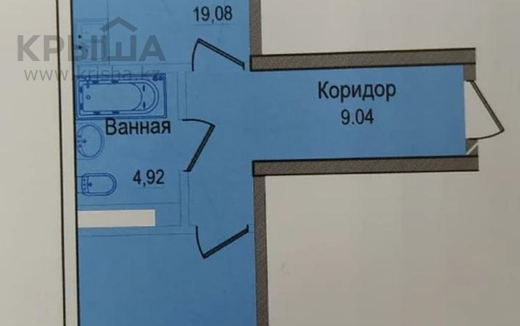 2-комнатная квартира, 55 м², 13/13 этаж, Макатаева 127/25 за 18.3 млн 〒 в Алматы, Алмалинский р-н