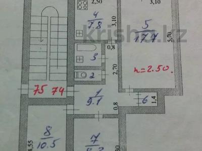 3-комнатная квартира, 62 м², 5/5 этаж, Титово 31 за 3.5 млн 〒 в  — фото 9