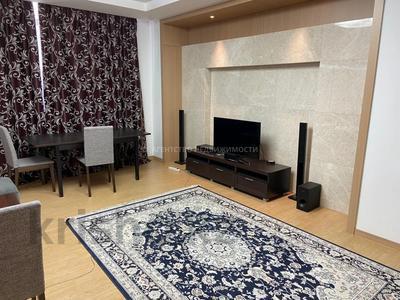 3-комнатная квартира, 100 м² помесячно, проспект Рахимжана Кошкарбаева 8 за 300 000 〒 в Нур-Султане (Астана), Алматы р-н — фото 2