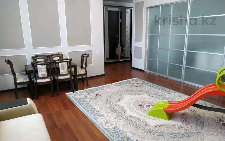2-комнатная квартира, 91 м², 25/26 этаж, Конаева 12 — Акмешит за 30 млн 〒 в Нур-Султане (Астане), Есиль р-н
