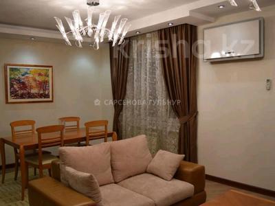 2-комнатная квартира, 80 м², 6/8 этаж помесячно, Достык 12 за 350 000 〒 в Алматы, Медеуский р-н — фото 3