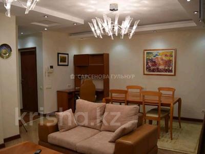 2-комнатная квартира, 80 м², 6/8 этаж помесячно, Достык 12 за 350 000 〒 в Алматы, Медеуский р-н — фото 4