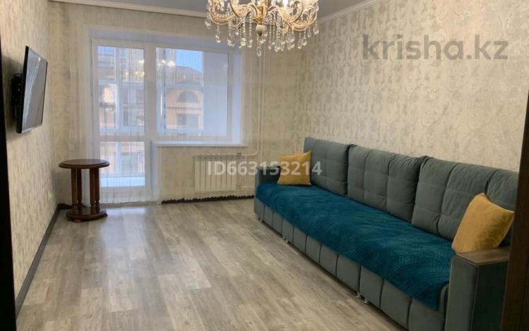 2-комнатная квартира, 63 м², 3/9 этаж посуточно, Акана серы 51 за 12 000 〒 в Кокшетау