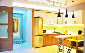 1-комнатная квартира, 40 м², 13/13 этаж посуточно, Майлина 54 — Бухтарминская. за 10 000 〒 в Алматы, Турксибский р-н