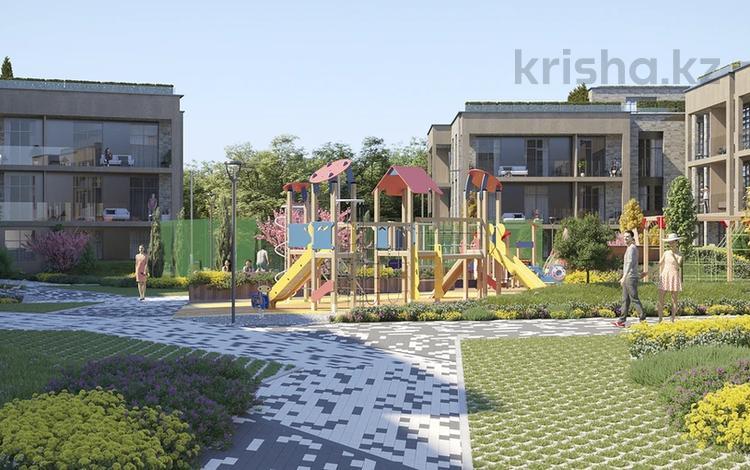 1-комнатная квартира, 50.1 м², Ремизовка за ~ 37.6 млн 〒 в Алматы, Бостандыкский р-н