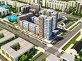 1-комнатная квартира, 56.6 м², Айнакол 66/1 за ~ 12.8 млн 〒 в Нур-Султане (Астана), Алматы р-н — фото 3