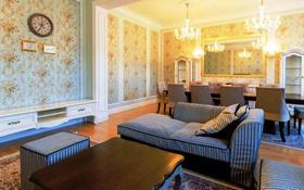 4-комнатная квартира, 150 м², 4 этаж помесячно, Шамши Калдаякова 4 за 500 000 〒 в Нур-Султане (Астана), Алматы р-н