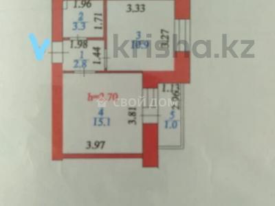 1-комнатная квартира, 33 м², 14/15 этаж, Иманова за ~ 13.8 млн 〒 в Нур-Султане (Астане), р-н Байконур