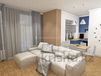 2-комнатная квартира, 62 м², 6/10 этаж, Кайыма Мухамедханова 21 — Әйтеке би за 25 млн 〒 в Нур-Султане (Астана), Есиль р-н — фото 11