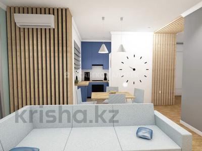 2-комнатная квартира, 62 м², 6/10 этаж, Кайыма Мухамедханова 21 — Әйтеке би за 25 млн 〒 в Нур-Султане (Астана), Есиль р-н — фото 12