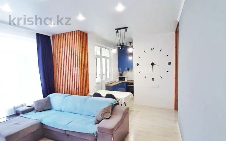 2-комнатная квартира, 62 м², 6/10 этаж, Кайыма Мухамедханова 21 — Әйтеке би за 25 млн 〒 в Нур-Султане (Астана), Есиль р-н