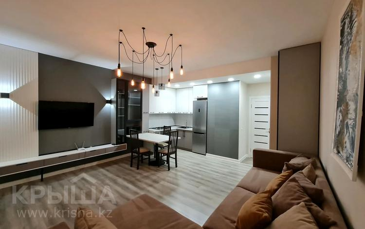 2-комнатная квартира, 60 м², 1/4 этаж помесячно, проспект Нурсултана Назарбаева 32 за 200 000 〒 в Караганде