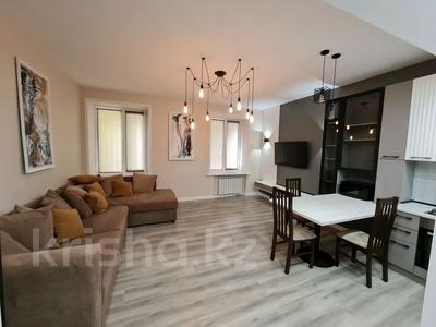 2-комнатная квартира, 60 м², 1/4 этаж помесячно, проспект Нурсултана Назарбаева 32 за 200 000 〒 в Караганде — фото 2