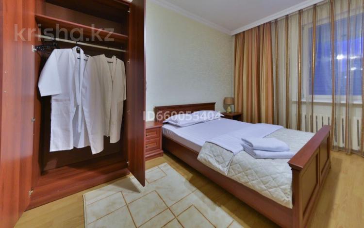 2-комнатная квартира, 85 м², 4/9 этаж посуточно, Кунаева 14Д — Мангилик ел за 14 000 〒 в Нур-Султане (Астана), Есиль р-н