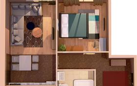 2-комнатная квартира, 69 м², 2/16 этаж, мкр Коктем-3, Мусрепова 22 — Сатпаева за ~ 29.4 млн 〒 в Алматы, Бостандыкский р-н