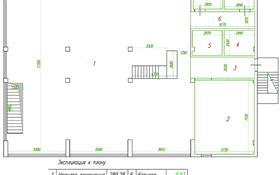 Помещение площадью 385.6 м², Мкр Алтын аул за 2 000 〒 в Каскелене