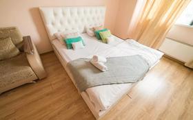1-комнатная квартира, 50 м², 20/24 этаж посуточно, Абиша Кекилбаева 270 за 12 000 〒 в Алматы, Бостандыкский р-н