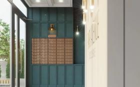 1-комнатная квартира, 41.66 м², 4/8 этаж, Курганская улица 2 — Каирбекова за ~ 11.2 млн 〒 в Костанае