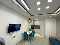 2-комнатная квартира, 60 м², 10/20 этаж на длительный срок, Нажимеденова 4 за 180 000 〒 в Нур-Султане (Астане)