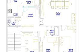 4-комнатная квартира, 122.8 м², 5/5 этаж, мкр Нурсат, Мкр Нурсат 6 — проспект Байдибек би за 39.9 млн 〒 в Шымкенте, Каратауский р-н