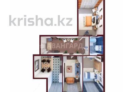 3-комнатная квартира, 145 м², Касымова 28 — Зейна Шашкина за ~ 67.3 млн 〒 в Алматы, Бостандыкский р-н — фото 6