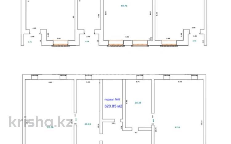 Помещение площадью 330 м², Мустафы Шокая за 4 000 〒 в Актобе, мкр. Батыс-2