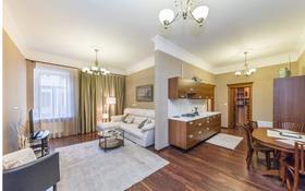 3-комнатная квартира, 120 м², 11 этаж посуточно, Навои 60 за 18 000 〒 в Алматы, Бостандыкский р-н