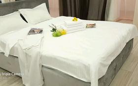 1-комнатная квартира, 70 м², 3/5 этаж посуточно, Гарифуллы Курмангалиева 3 за 13 000 〒 в Уральске