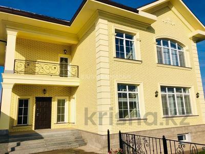5-комнатный дом, 360 м², 8 сот., Бостандыкский р-н, мкр Нурлытау (Энергетик) за 135 млн 〒 в Алматы, Бостандыкский р-н