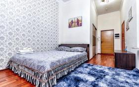 1-комнатная квартира, 40 м², 1 этаж посуточно, Динмухамеда Кунаева 12 за 10 000 〒 в Нур-Султане (Астана)