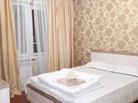 2-комнатная квартира, 50 м², 4/5 этаж посуточно, Айтиева — Казбек би за 12 000 〒 в Таразе