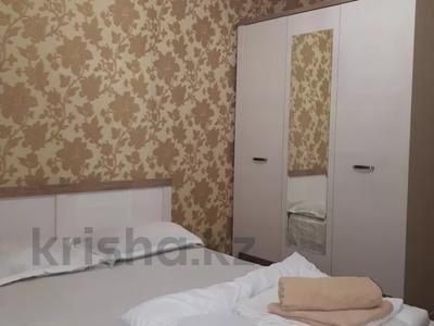 2-комнатная квартира, 50 м², 4/5 этаж посуточно, Айтиева — Казбек би за 15 000 〒 в Таразе