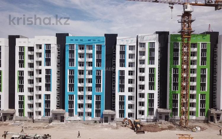1-комнатная квартира, 46.9 м², 3/9 этаж, Талгарский тракт 160 за ~ 12 млн 〒 в Алматы