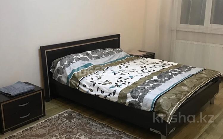 2-комнатная квартира, 90 м², 9/25 этаж посуточно, Муканова 145 — Курмангазы за 15 000 〒 в Алматы, Алмалинский р-н