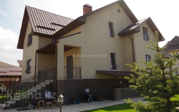 5-комнатный дом, 306.1 м², 7.91 сот., Долинка за 73 млн 〒 в Туздыбастау (Калинино)