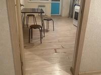 3-комнатная квартира, 85 м², 1/5 этаж помесячно, Батыс 2 338 за 90 000 〒 в Актобе, мкр. Батыс-2