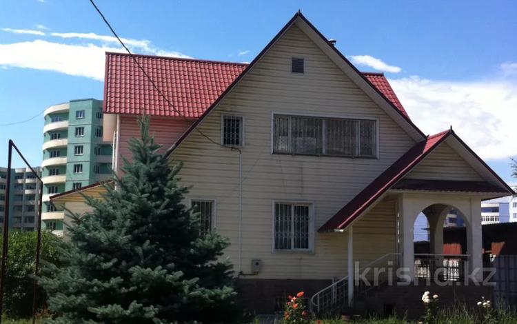 8-комнатный дом, 260 м², 12 сот., мкр Каргалы, Новая за 89 млн 〒 в Алматы, Наурызбайский р-н
