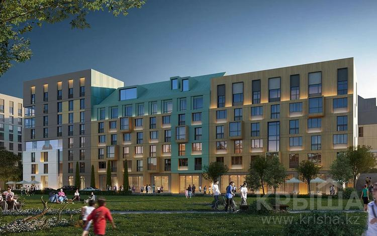 1-комнатная квартира, 39.07 м², Туран 89 за ~ 10.2 млн 〒 в Нур-Султане (Астане), Есильский р-н