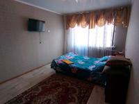 1-комнатная квартира, 45 м², 3/5 этаж посуточно, 4мкр 20 за 6 000 〒 в Талдыкоргане