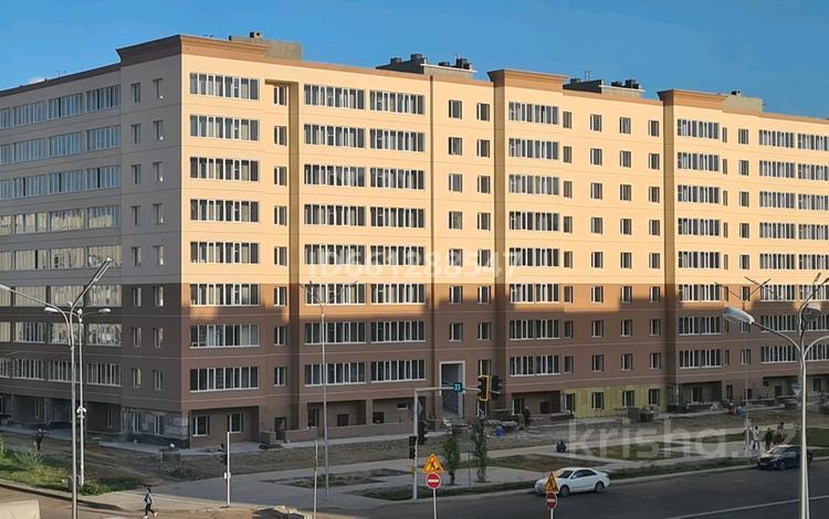 1-комнатная квартира, 37.6 м², 4/8 этаж, Жумабаева — А 98 за 11 млн 〒 в Нур-Султане (Астана), Алматы р-н