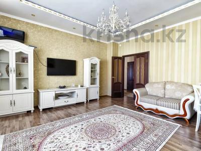 2-комнатная квартира, 100 м², 7/8 этаж посуточно, Кунаева 14/2 — Мангилик Ел за 20 000 〒 в Нур-Султане (Астана), Есиль р-н — фото 15
