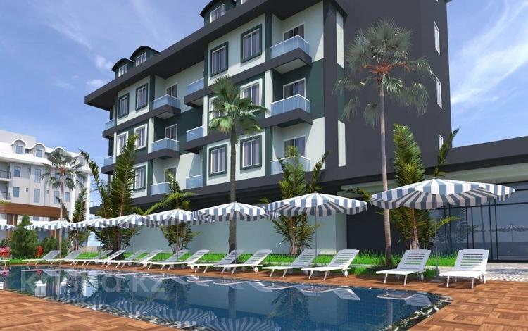 2-комнатная квартира, 46 м², 2/5 этаж, Оба за ~ 23.3 млн 〒 в