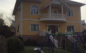 8-комнатный дом помесячно, 570 м², 17 сот., Жанибекова за 1.6 млн 〒 в Алматы, Медеуский р-н